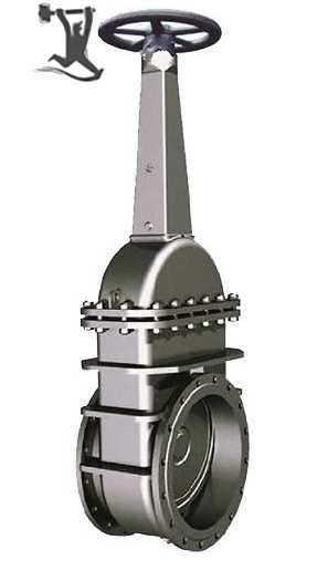 Задвижки стальные клиновые штампосварные с выдвижным шпинделем