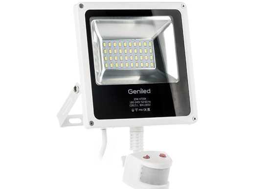 Светодиодный прожектор IZ СДП-Д20W 4700K