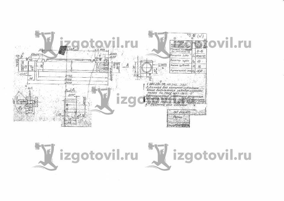 Фрезеровка - изготовление реек