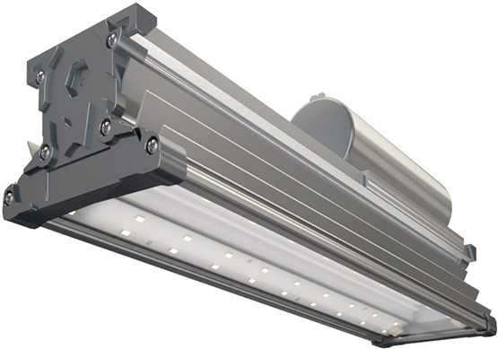 Светодиодный уличный светильник IZ 120 ВТ