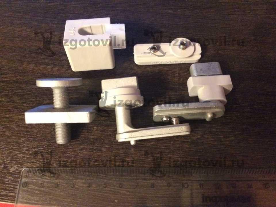 Токарно- фрезерная обработка изделий по образцам заказчика