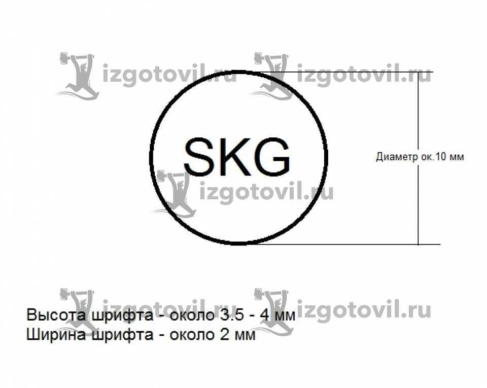 Штамповка металла-изготовление деталей