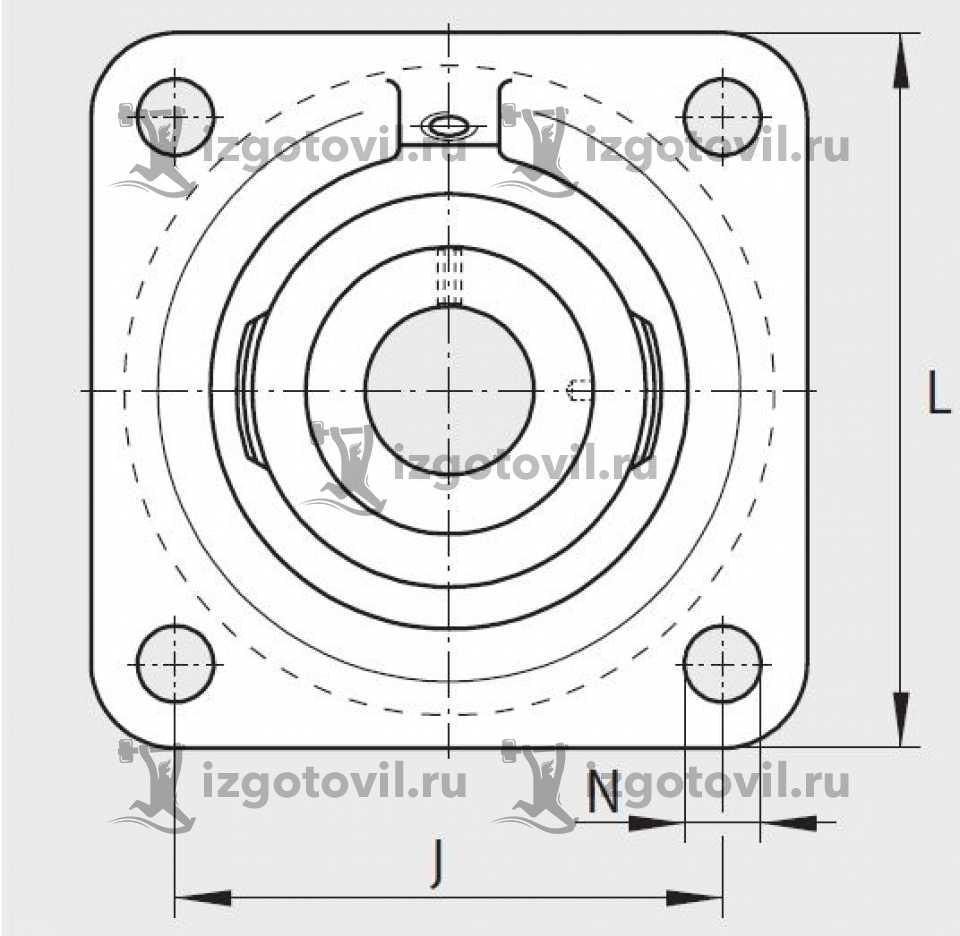Фрезеровка металла - изготовление корпуса