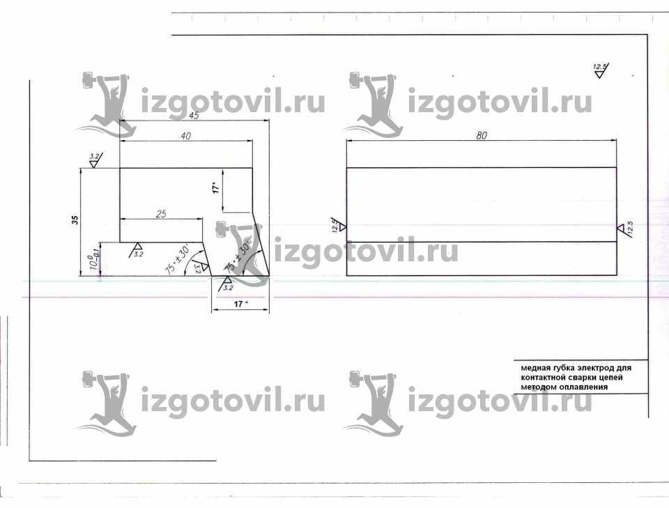 Фрезеровка - изготовление деталей
