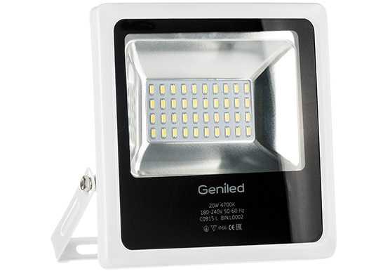 Светодиодный прожектор IZ СДП-20W 4700K