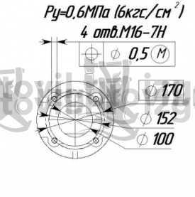 Изготовление цилиндрических деталей (фланец)