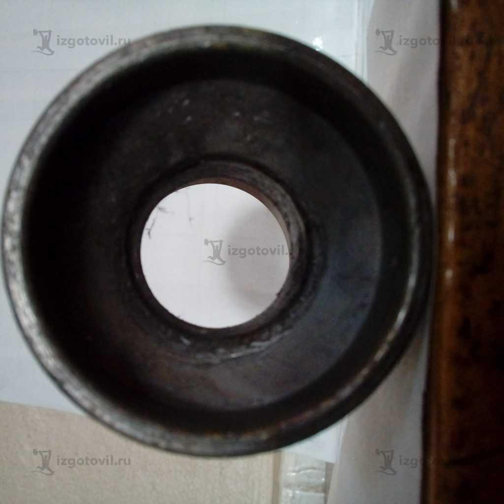 Токарные работы (изготовление ломкой муфты из алюминия)