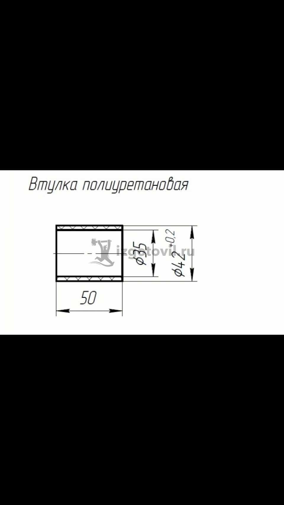 Токарная обработка Втулок