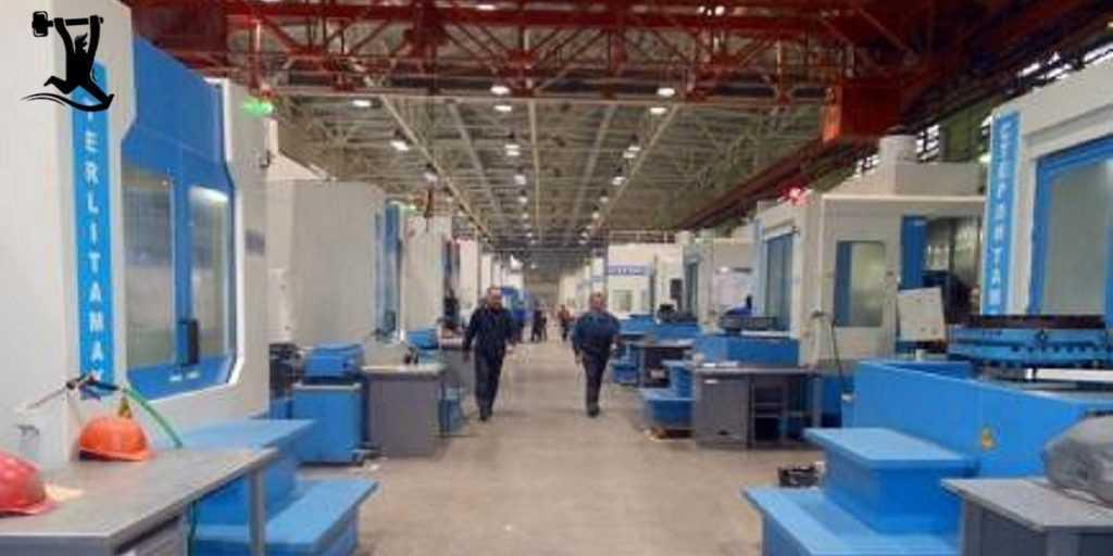 Завод «Сокол» презентовал новый производственный участок