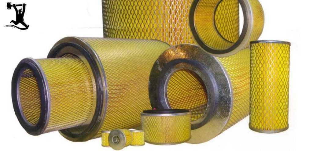 Фильтры и фильтрующие элементы для автокранов