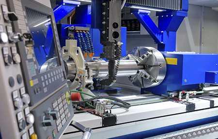 Современный завод металлообработки