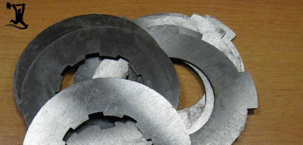 Тормозные диски для агрегатов автокрана