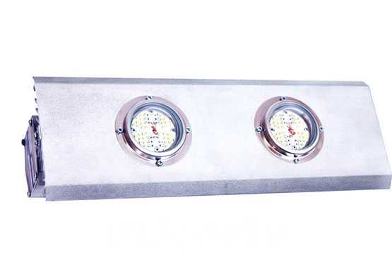Светодиодный светильник IZ 120W для цехов и складов